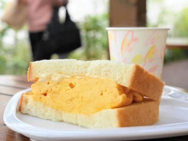 【りくろーおじさんの玉子サンドを知ってるか?】チーズケーキだけじゃねぇ!ぜひワザワザ行って卵サンドを食べるんだっ